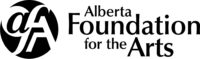 Alberta Foundation for the Arts Grant