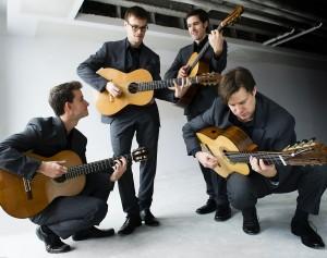 2 pm Oct 23 Canadian Guitar Quartet