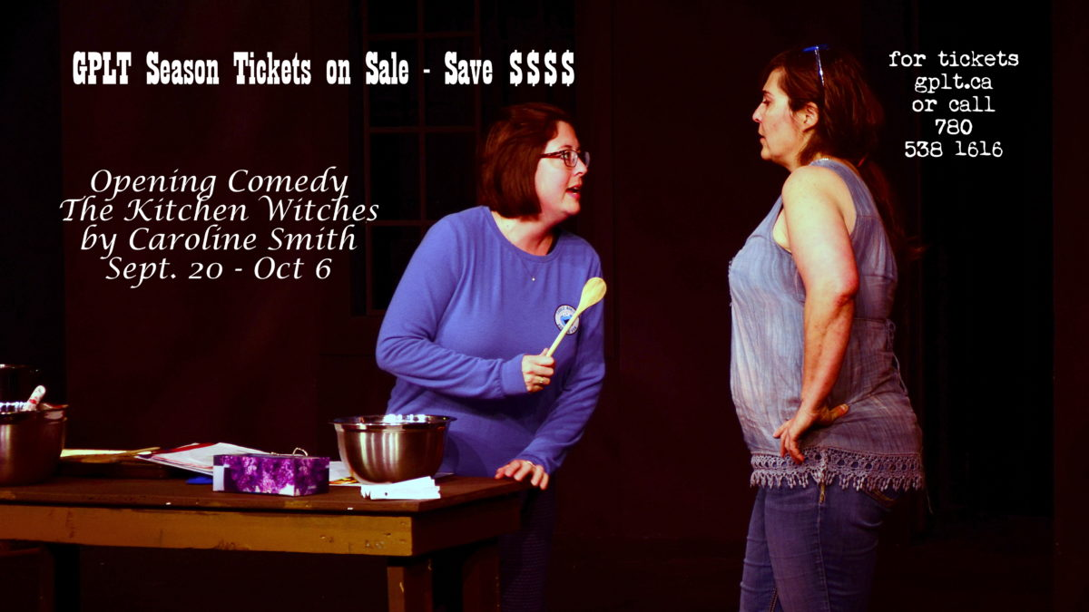 The Kitchen Witches Sept 20 - Oct 6