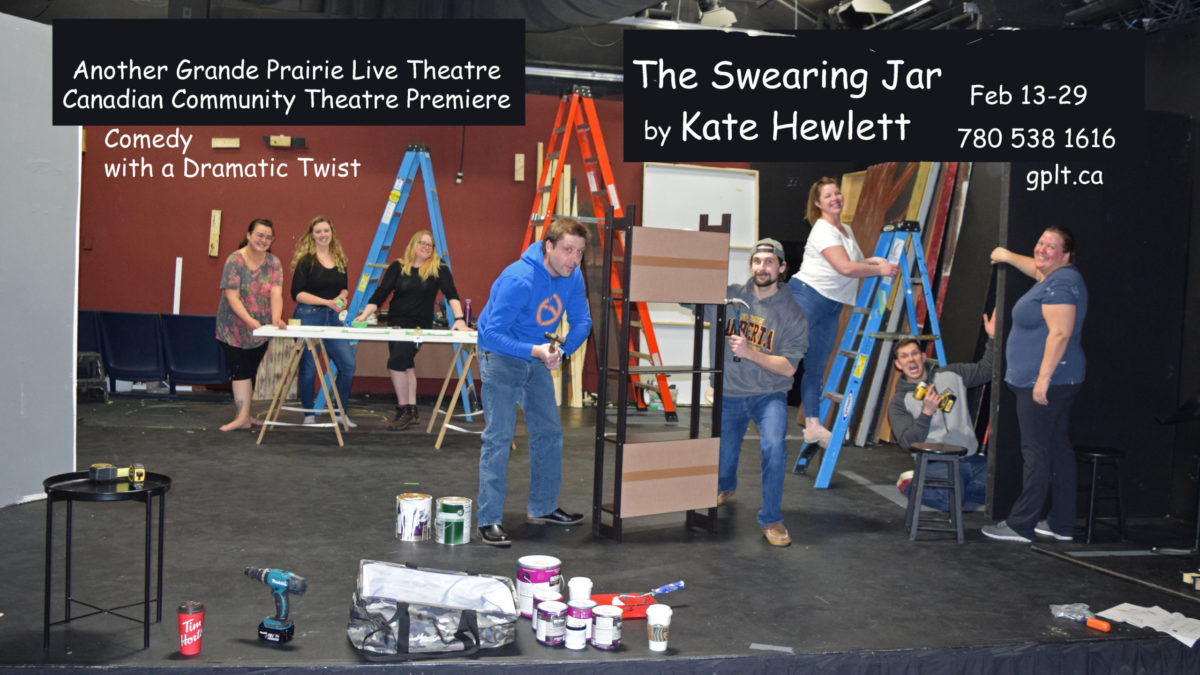 Award Winning Dramatic Comedy Feb 13-29