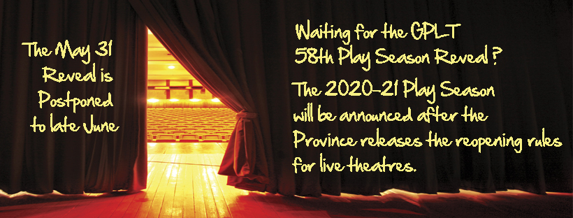 58th Play Season Reveal is coming in late June