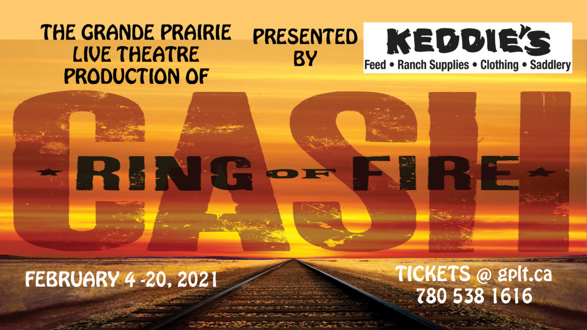 Ring of Fire The Music of Johnny Cash February 4-20